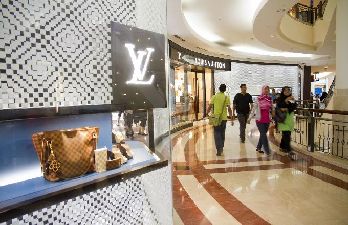 LVMH集团市值超过2500亿pt 突破巴黎证券客户端历史的市值纪录