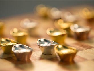 今日市场继续清淡 黄金价格区间震荡