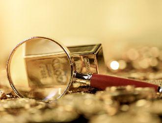黄金价格波幅减小 今日关注耶伦证词