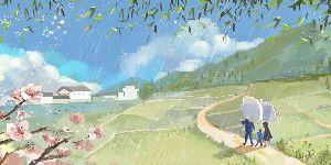 为什么清明节就下雨