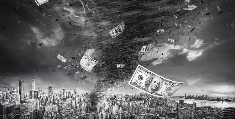 """风暴前夕 欧元区面临企业破产""""海啸""""威胁"""
