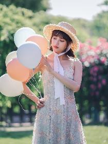 花样的连衣裙 夏天穿上美丽出众