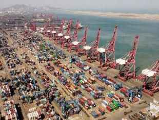 最新数据:中国进口增速创10年新高 出口美国增长20.6%!
