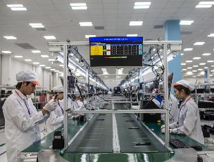 中国东盟齐发力 成为世界制造中心!美国供应链转移算盘落空!