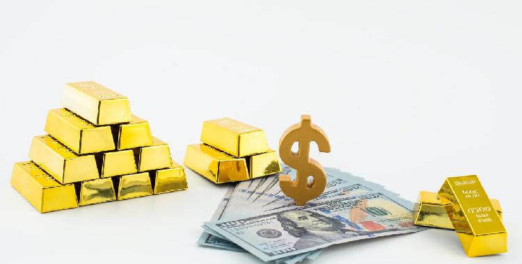 黄金TD日线借机大涨 美国经济仍面临风险