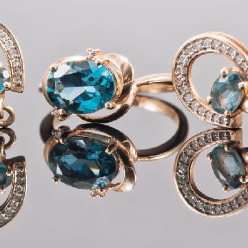 Gucci推出欢愉之园高级珠宝系列新作