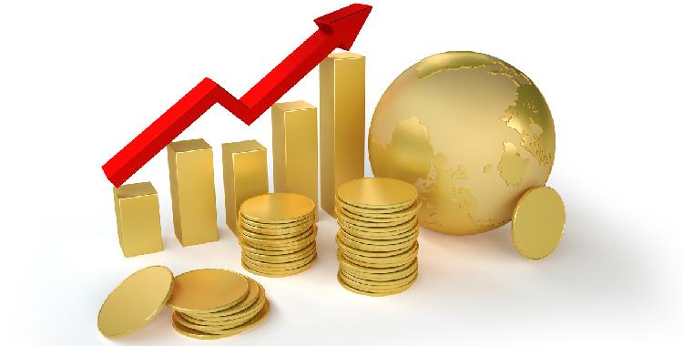 纸黄金触顶涨幅受限 金价日线走势分析