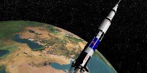 印度成功发射弹道导弹 发射重量约50吨