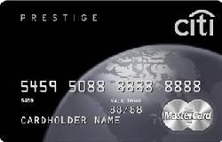 花旗至享世界卡(MasterCard,美元