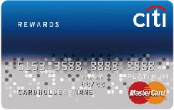 花旗礼享卡(Mastercard,白金卡,美元