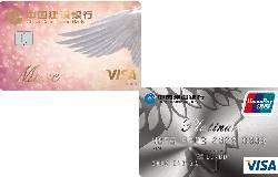 建行龙卡MUSE信用卡天使版+全球支付卡组合版