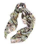 H&M 印花围巾