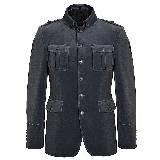 Karl Lagerfeld卡尔•拉格斐朋克系列长袖外套
