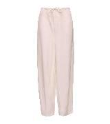 高缇耶Jean Paul Gaultier白色宽松休闲裤