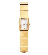 Kate Spade New York凯特·丝蓓2013节日系列金色腕表