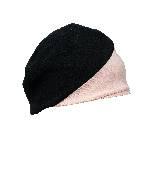 巴黎世家(Balenciaga)2013早春粉色黑色女士冷帽