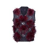 Marc Jacobs 灰色针织背心