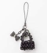 Anteprima黑色金属线圈手链