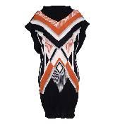 高缇耶Jean Paul Gaultier2013秋冬女装系列套头长款针织衫