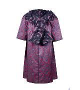 Marc Jacobs 佩斯利涡旋纹花呢连衣裙