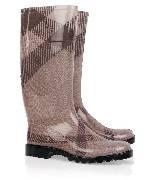 巴宝莉Burberry惠灵顿筒靴