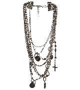 高缇耶Jean Paul Gaultier2013秋冬系列多层次项链