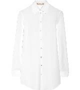 Michael Kors真丝纱衬衫