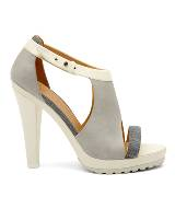 Anteprima灰白色露趾凉鞋