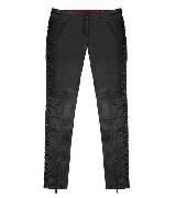 Karl Lagerfeld卡尔•拉格斐朋克系列铆钉牛仔裤