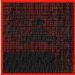 芬迪Fendi红色圆点方巾