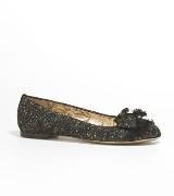 Anteprima黑色呢面平底鞋