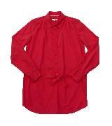 Lacoste Boyfriend红色衬衫