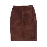 Loewe棕色短裙