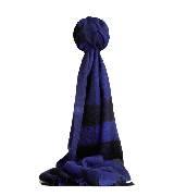巴宝莉Burberry特大格纹羊绒围巾