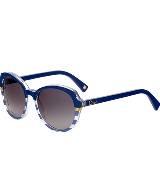 Dior迪奥CROISETTE系列蓝色复古太阳镜