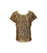 Ports1961蕾丝衬衣