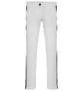 Karl Lagerfeld卡尔·拉格斐2013秋冬弹力斜纹塔士多裤