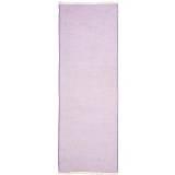 芬迪Fendi紫色麻质丝巾