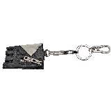 Karl Lagerfeld卡尔•拉格斐朋克系列手套坠饰钥匙扣