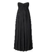MANGO芒果2013冬季系列黑色连衣裙