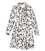 Chloé蔻依2013年秋季系列真丝长袖衬衫
