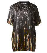 Givenchy纪梵希彩色条纹衬衫
