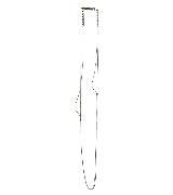 高缇耶Jean Paul Gaultier2013秋冬系列LOGO金属项链