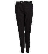 KOOKA 2013年春夏黑色小脚西装裤