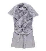 MaxMara灰色大衣