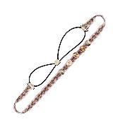 Dior迪奥玫瑰系列发带