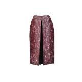 Ports1961丝质半裙