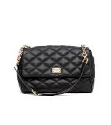 D&G黑色牛皮手提包