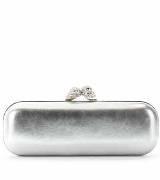亚历山大·麦昆(Alexander McQueen )银色手拿包
