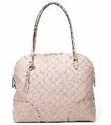 Gucci2014春夏白色皮质单肩包